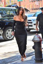 Kim Kardashian - Out in New York City 10/24/2019