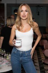 Kimberley Garner - Shakedown Coffee Press Launch in London 10/08/2019