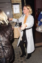 Kimberley Walsh - Leaving Big The Musical at the Dominion Theatre in London 10/21/2019