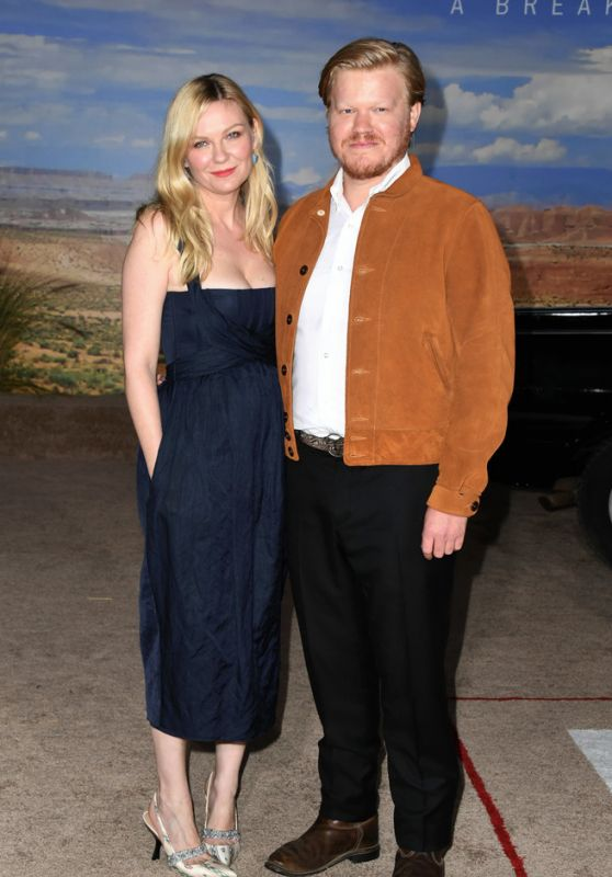 "Kirsten Dunst – ""El Camino: A Breaking Bad Movie"" Premiere in Westwood"