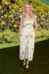 Kirsten Dunst – Veuve Clicquot Polo Classic in LA 10/05/2019