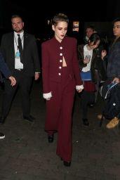 Kristen Stewart - BFI London Film Festival 10/04/2019