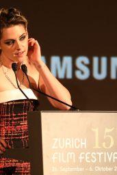 """Kristen Stewart - """"Seberg"""" Premiere at Zurich Film Festival"""