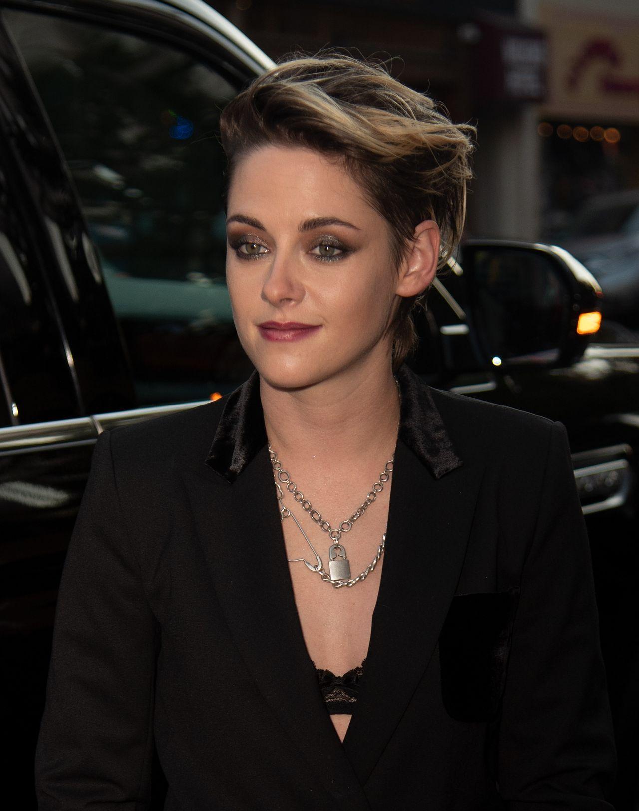 Kristen Stewart Spotlight On Kristen Stewart At Mill