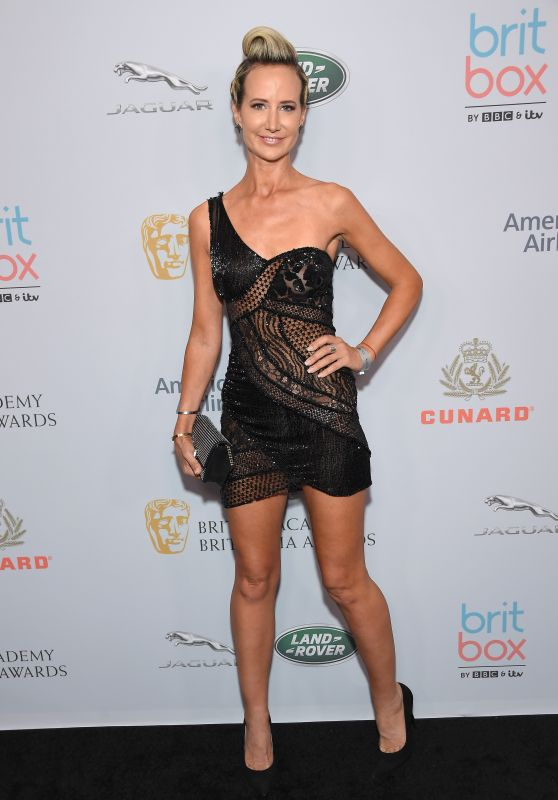 Lady Victoria Hervey – 2019 British Academy Britannia Awards in Beverly Hills