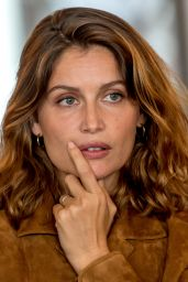 "Laetitia Casta - ""Laetitia Casta"" Photocall and Press Conference at the International Film Festival of Namur"