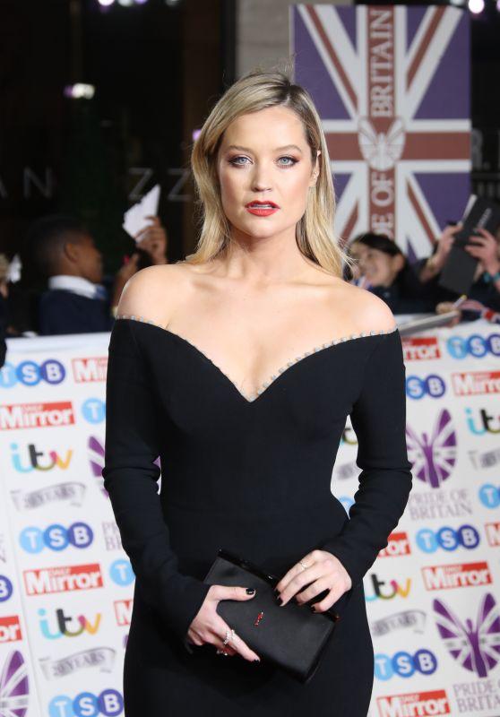 Laura Whitmore – Pride Of Britain Awards 2019 in London