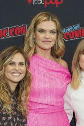 "Lauren LeFranc, Maddie Hasson, Missi Pyle – ""Impulse"" Season 2 Press Room at NYCC 2019"