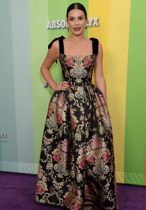 Lea Michele – 2019 amfAR Gala in LA