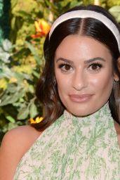 Lea Michele – Veuve Clicquot Polo Classic in LA 10/05/2019