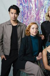 "Liana Liberato - ""Light As A Feather"" Season 2 Hollywood Life Exclusive Portraits, October 2019"