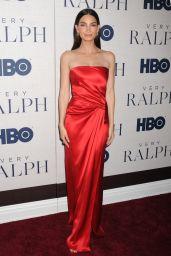 "Lily Aldridge – ""Very Ralph"" World Premiere in NYC"