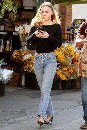 Lily-Rose Depp Street Style 10/15/2019