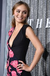 """Lily-Rose Depp - """"The King"""" Premiere in New York"""