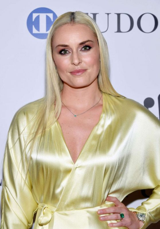 Lindsey Vonn - 2019 Great Sports Legends Dinner in NYC