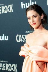 """Lizzy Caplan - """"Castle Rock"""" Season 2 Premiere in LA"""