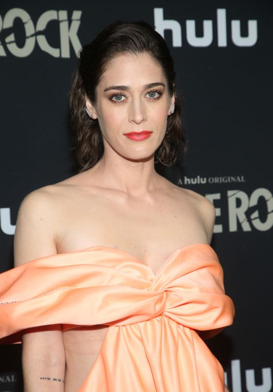 "Lizzy Caplan - ""Castle Rock"" Season 2 Premiere in LA"