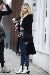Lottie Moss and Sam Prince - Out in Chelsea 10/10/2019