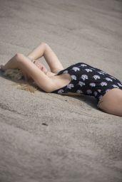 """Lottie Moss - """"Creep Like Me"""" Swimwear 2019"""