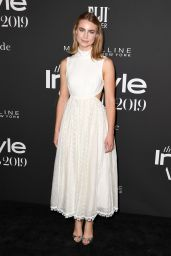 Lucy Fry – 2019 Instyle Awards
