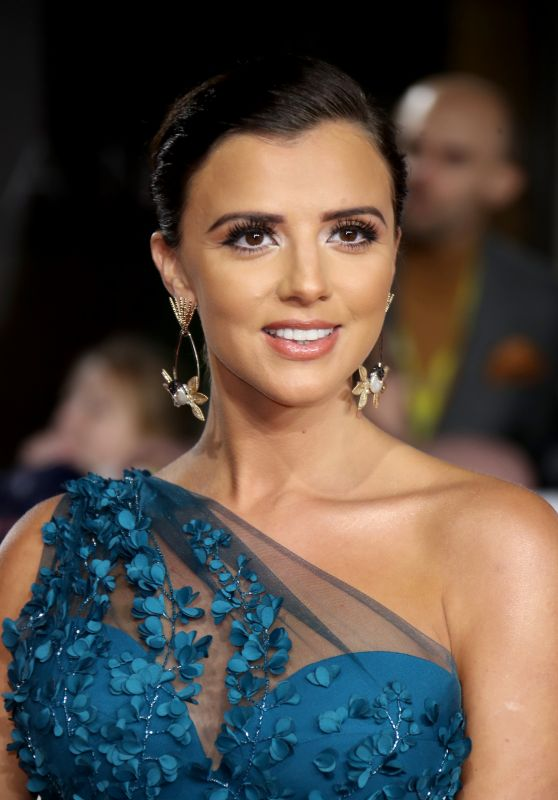 Lucy Mecklenburgh – Pride Of Britain Awards 2019 in London