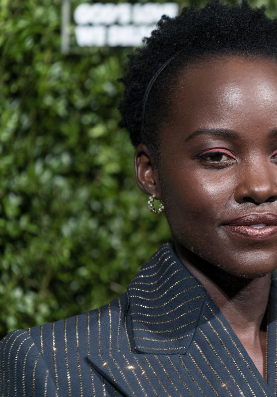 Lupita Nyong'o - 2019 Golden Heart Awards in NYC