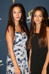 "Mabel Chee – ""The Lightning Thief: The Percy Jackson Musical"" on Broadway Opening Night in NYC"