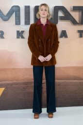 "Mackenzie Davis - ""Terminator: Dark Fate"" Photocall in London"