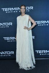 "Mackenzie Davis - ""Terminator: Dark Fate"" Premiere in Mexico City"