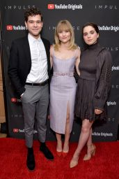 """Maddie Hasson - """"Impulse"""" Season 2 Special Screening in West Hollywood"""