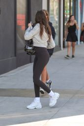 Madison Beer and Isabella Jones - Beverly Hills 10/17/2019