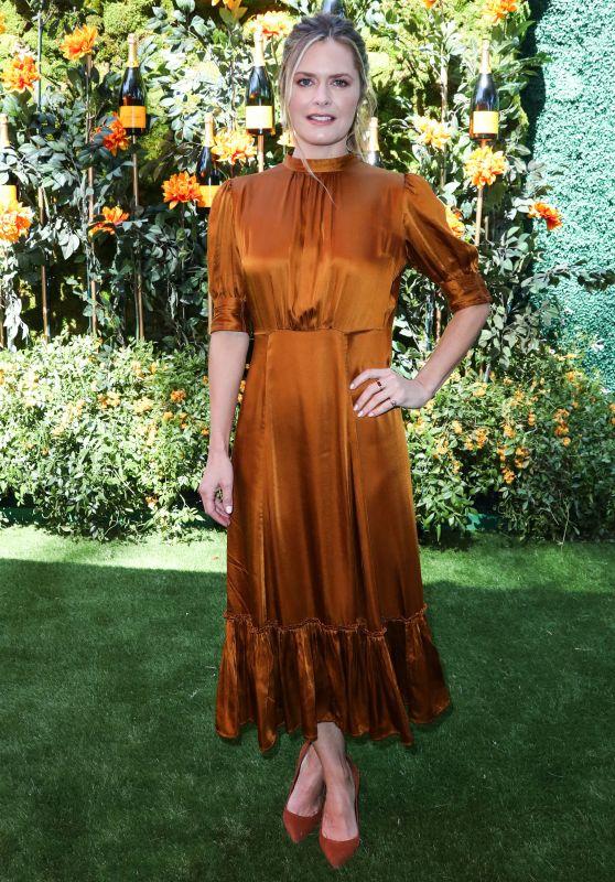 Maggie Lawson – Veuve Clicquot Polo Classic in LA 10/05/2019