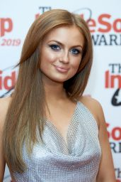 Maisie Smith – Inside Soap Awards 2019 in London