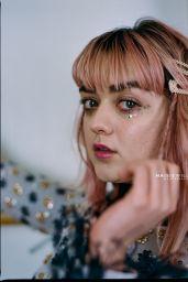 Maisie Williams – Photoshoot for Daisie Magazine May 2019 (HQ Photos)