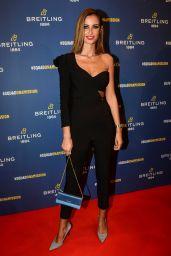 Malika Menard – Breitling Boutique Opening in Paris 10/03/2019