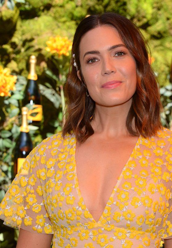 Mandy Moore – Veuve Clicquot Polo Classic in LA 10/05/2019