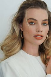 Margot Robbie - BTS Photoshoot for Events 2019
