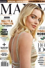 Margot Robbie - Maxim Australia November 2019 Issue