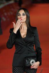 "Maria Grazia Cucinotta – ""Motherless Brooklyn"" Premiere at Rome Film Festival"