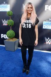 Maria Menounos – WWE 20th Anniversary Celebration in LA