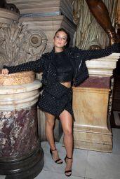 Maria Pedraza – Balmain Show at Paris Fashion Week 09/27/2019