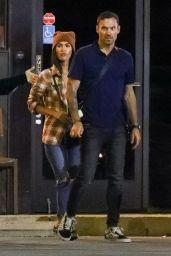 Megan Fox - Leaving Sugarfish in LA 10/06/2019