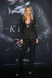 """Megan Williams – """"The King"""" Premiere in NYC"""