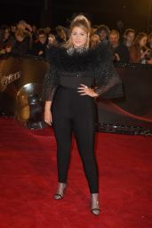 Meghan Trainor - The Voice UK Blind Audition in Manchester 10/14/2019