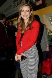 "Melissa Roxburgh - ""Riverdale"" TV Show Panel at 2019 NYCC"