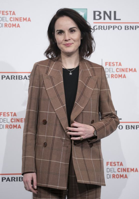 "Michelle Dockery - ""Downton Abbey"" Photocall at Rome Film Festival"