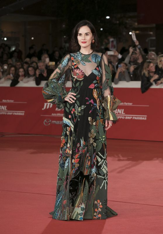 "Michelle Dockery - ""Downton Abbey"" Premiere Rome Film Festival"