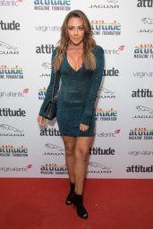 Michelle Heaton – Virgin Atlantic Attitude Awards 2019