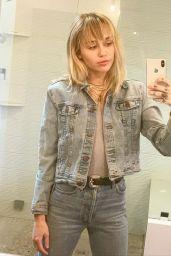 Miley Cyrus - Social Media 10/23/2019