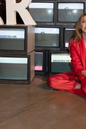 Millie Bobby Brown - Pandora Me Collection Launch Event in London 10/17/2019